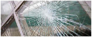 Stoke Smashed Glass